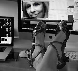 Erna haar bureau WordPress Website ondersteuning
