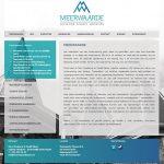 Website Meerwaarde concept vormgeving Tambajong uitvoering WebFantasia Fotolia De Waag