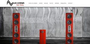 Steinway Lyngdorf website HifiCorner België